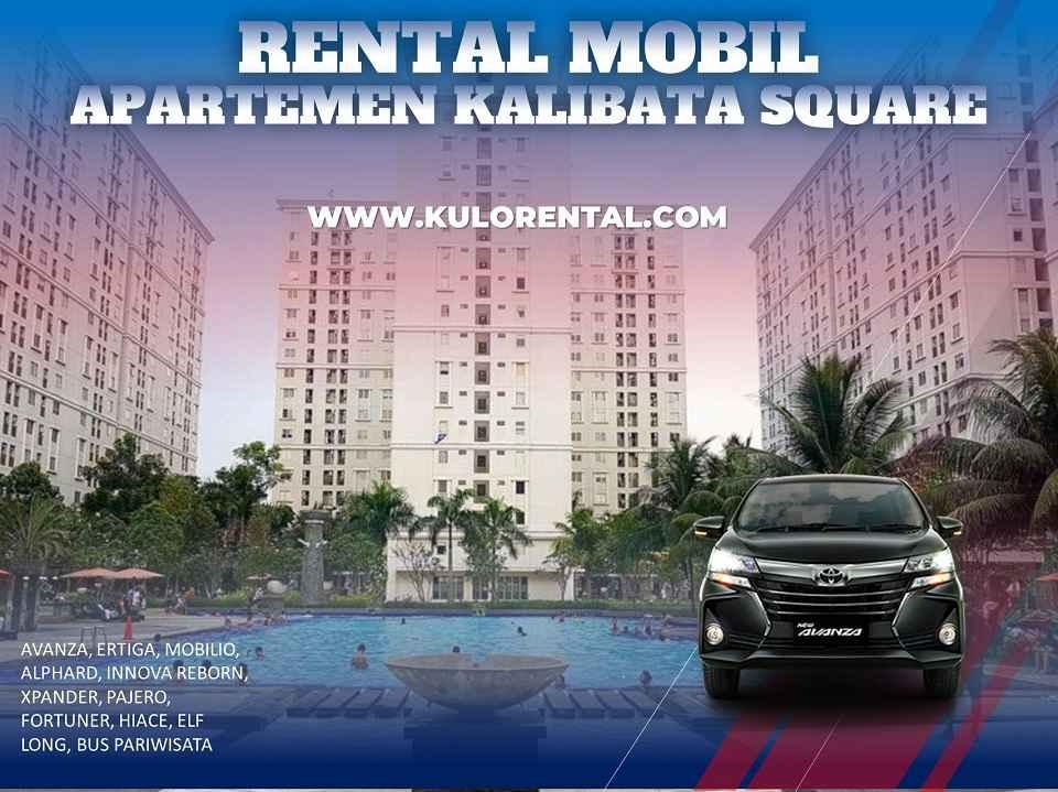Rental Mobil dekat Kalibata City Square