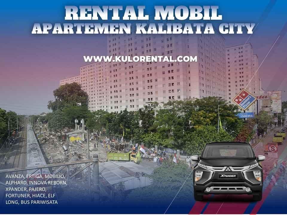 Rental Mobil dekat Apartemen Kalibata City