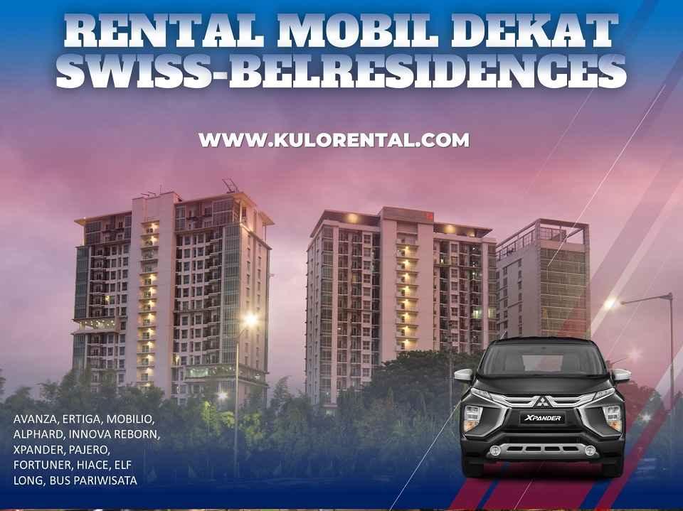 Rental Mobil dekat Swiss-Belresidences Kalibata