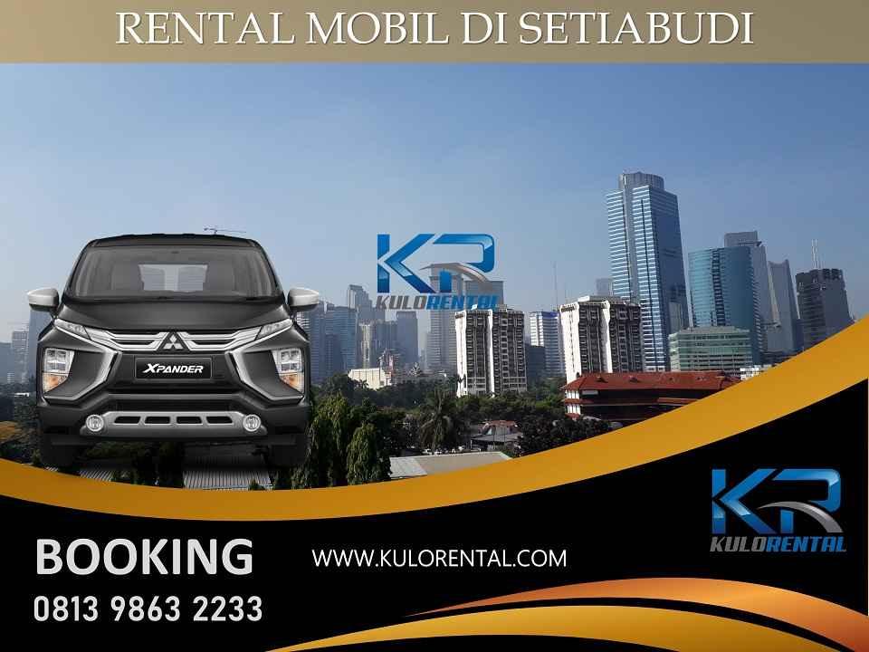 Rental Mobil di Setiabudi