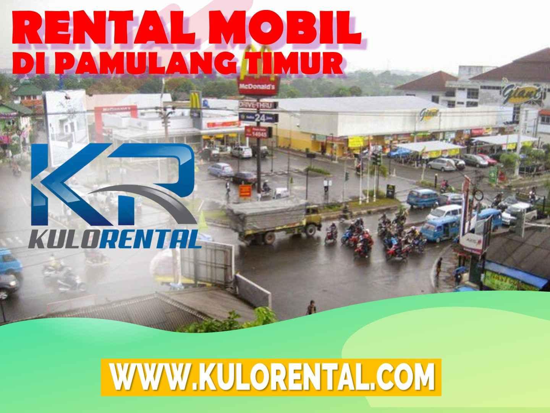 Rental Mobil di Pamulang Timur