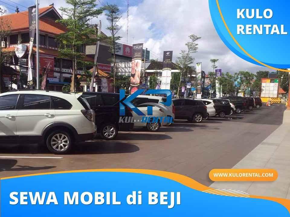 Rental Mobil di Beji