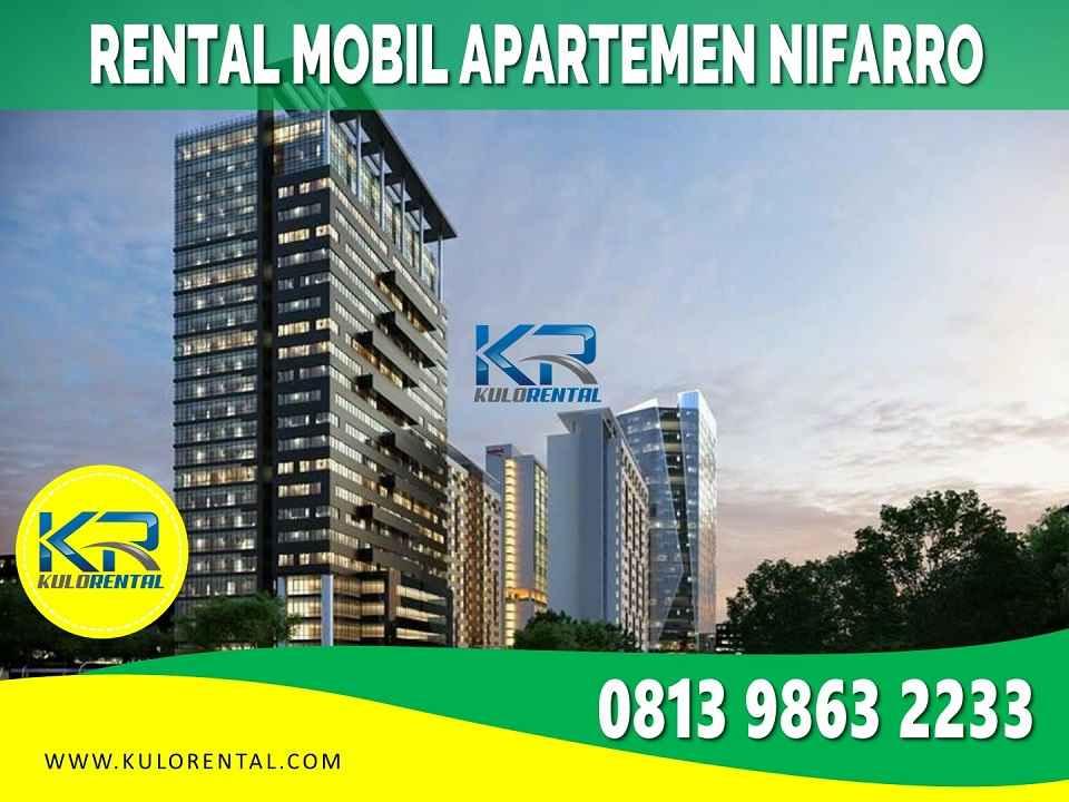 Rental Mobil dekat Apartemen Nifarro