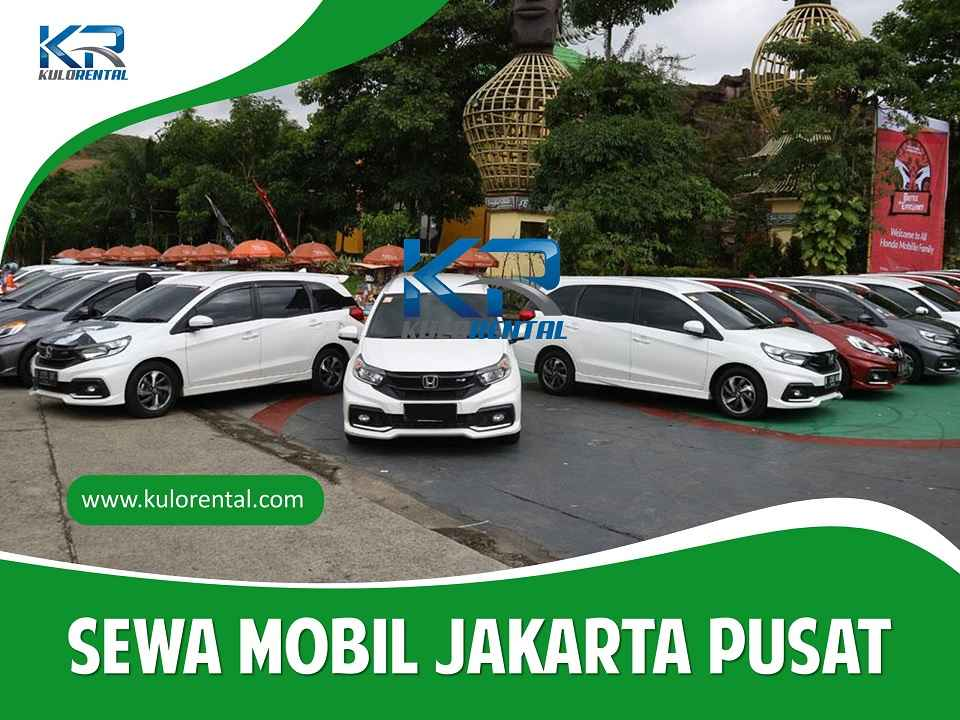 Rental Mobil dekat Grand Indonesia Shopping Mall