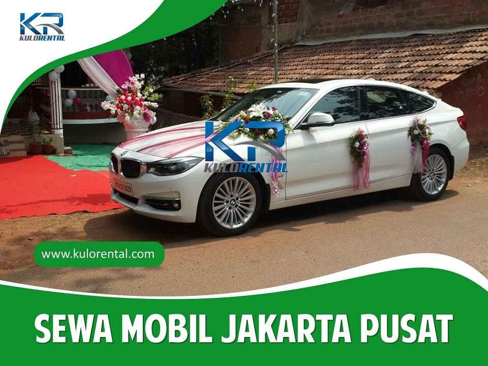 Rental Mobil dekat Graha Pinrumah