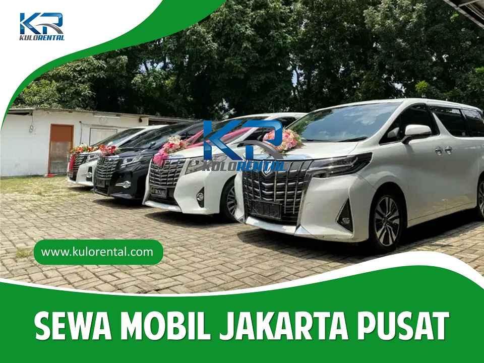Rental Mobil dekat Akmani Hotel Jakarta