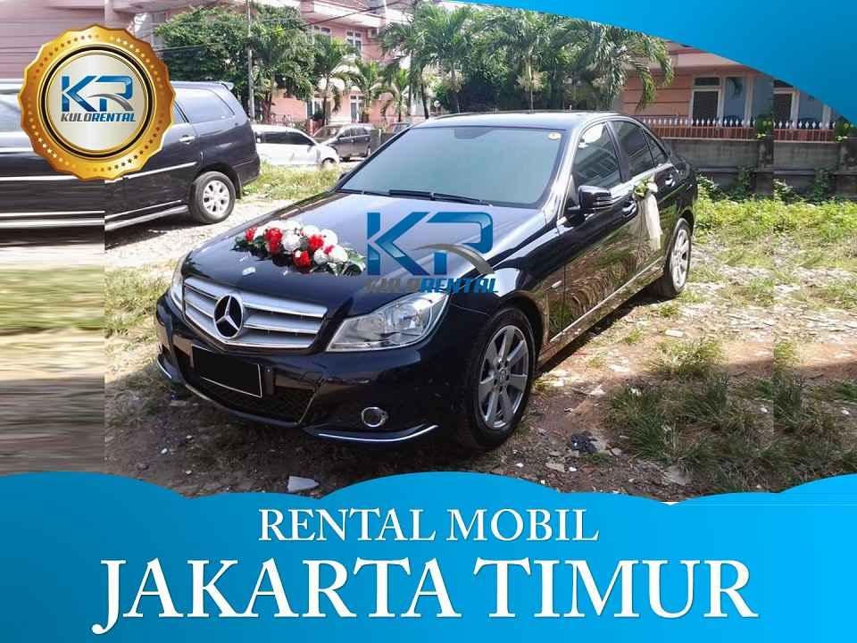 Rental Mobil dekat Apartemen Bintara Residence