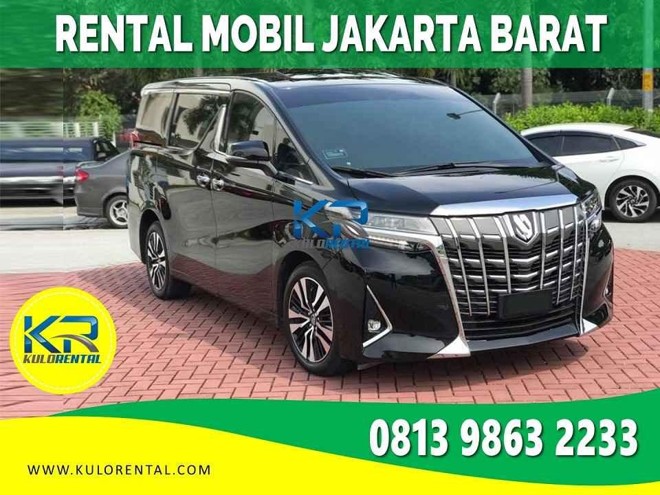 Rental Mobil di Kembangan Utara