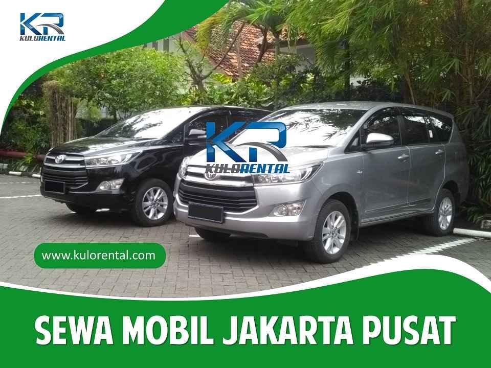 Rental Mobil di Paseban
