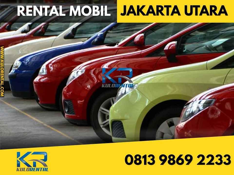 Rental Mobil dekat Kelapa Gading Tower