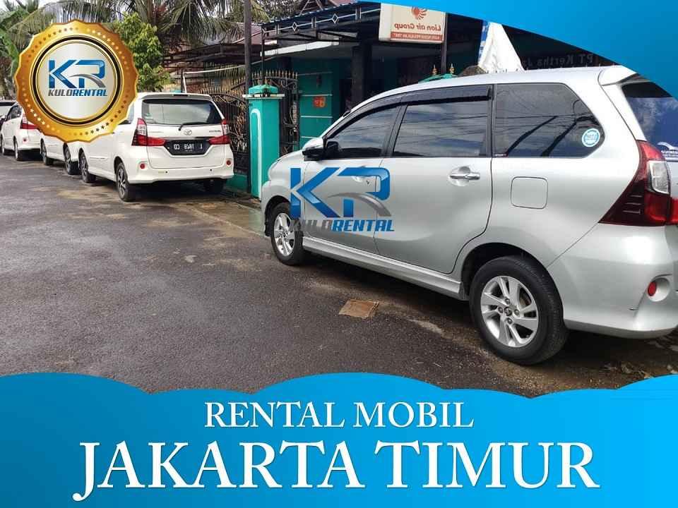 Rental Mobil dekat C'One Hotel Pulomas