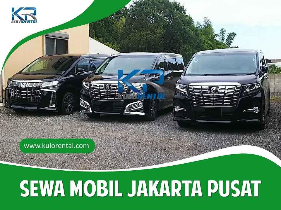Rental Mobil dekat Apartemen Grand Kartini