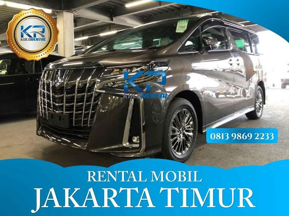 Rental Mobil di Cipinang Muara