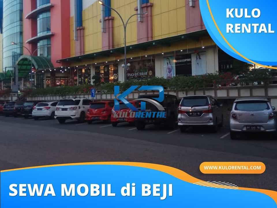 Rental Mobil di Beji Timur