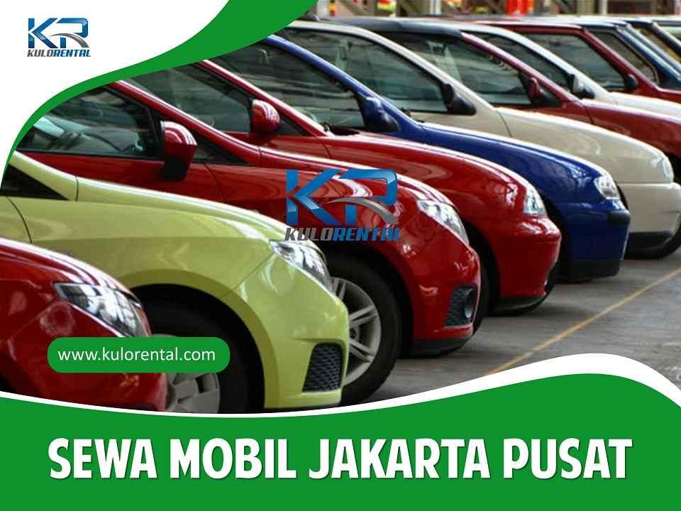 Rental Mobil dekat Gedung Datascrip