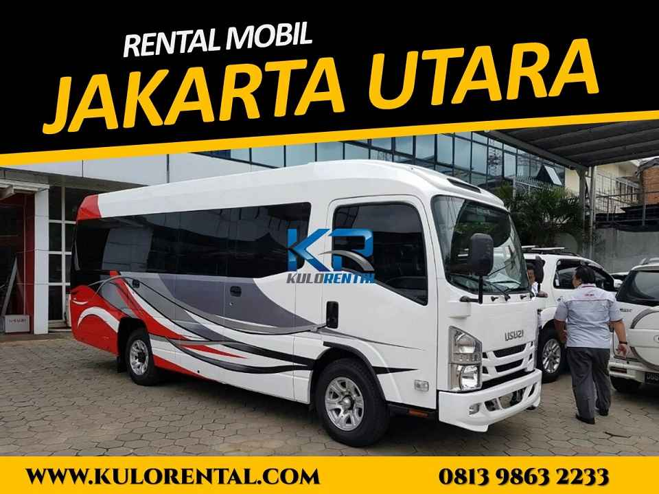 Rental Mobil di Jakarta Utara wisata