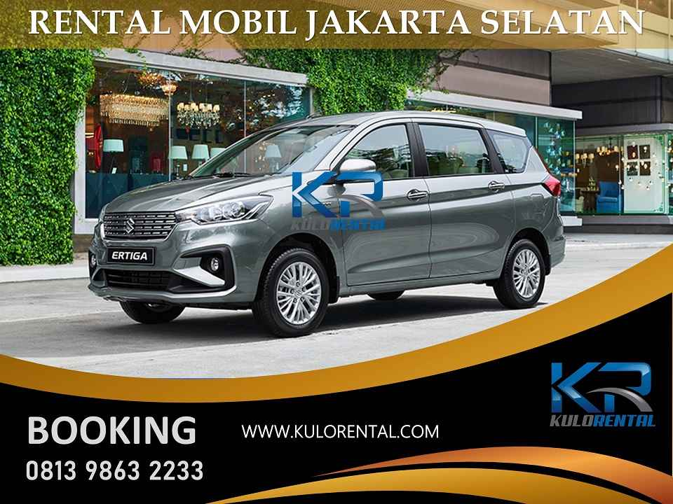 Rental Mobil dekat The Dharmawangsa Jakarta