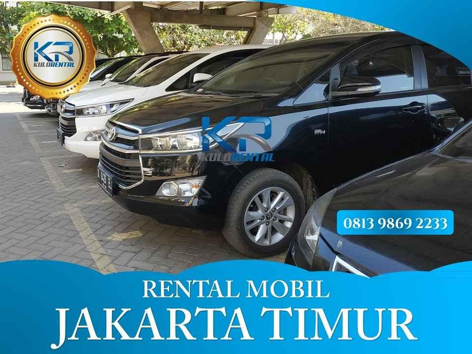 Rental Mobil dekat vOffice East Rawamangun