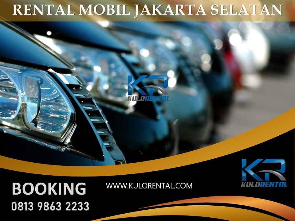 Rental Mobil dekat Apartemen Permata Hijau Residences