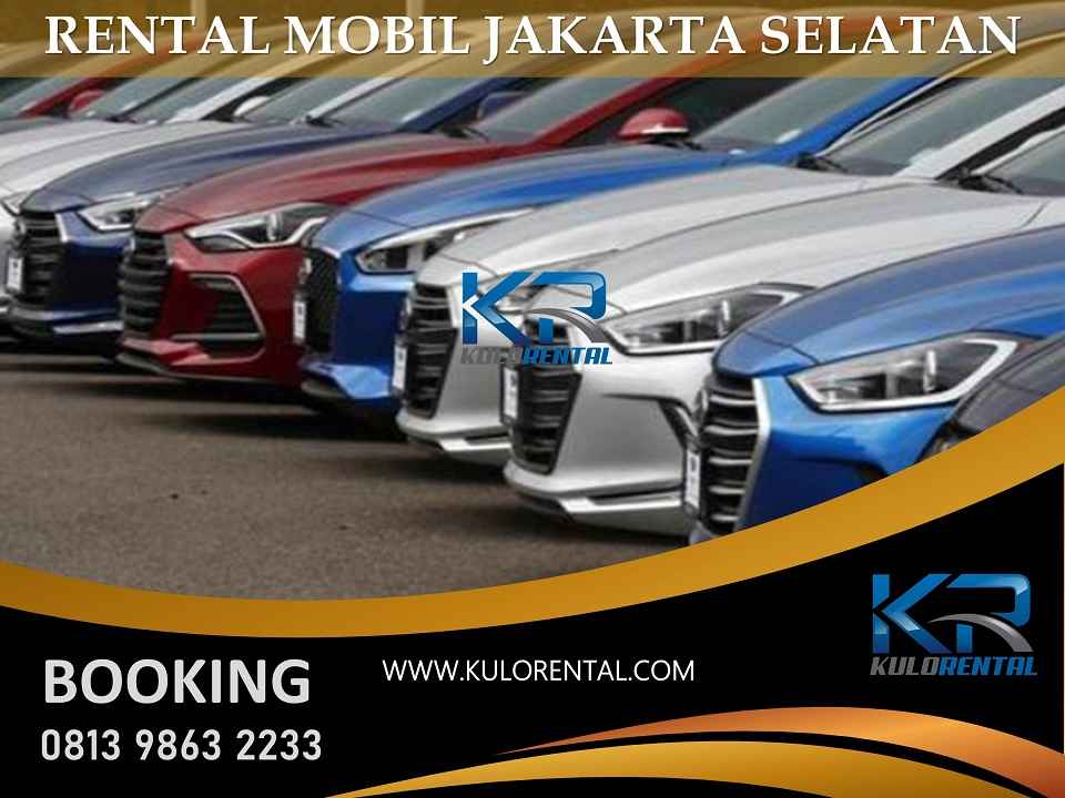 Rental Mobil dekat World Capital Tower