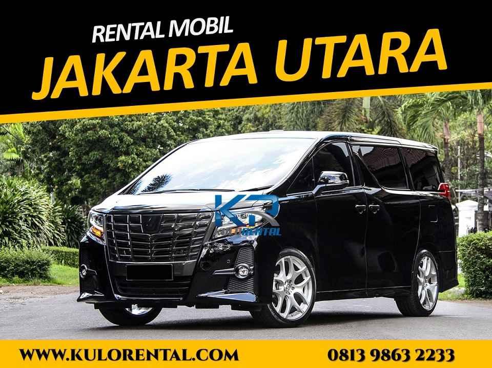 Rental Mobil di Jakarta Utara alphard