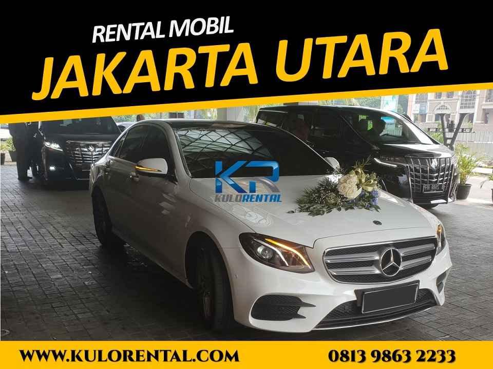 Rental Mobil di Jakarta Utara wedding car