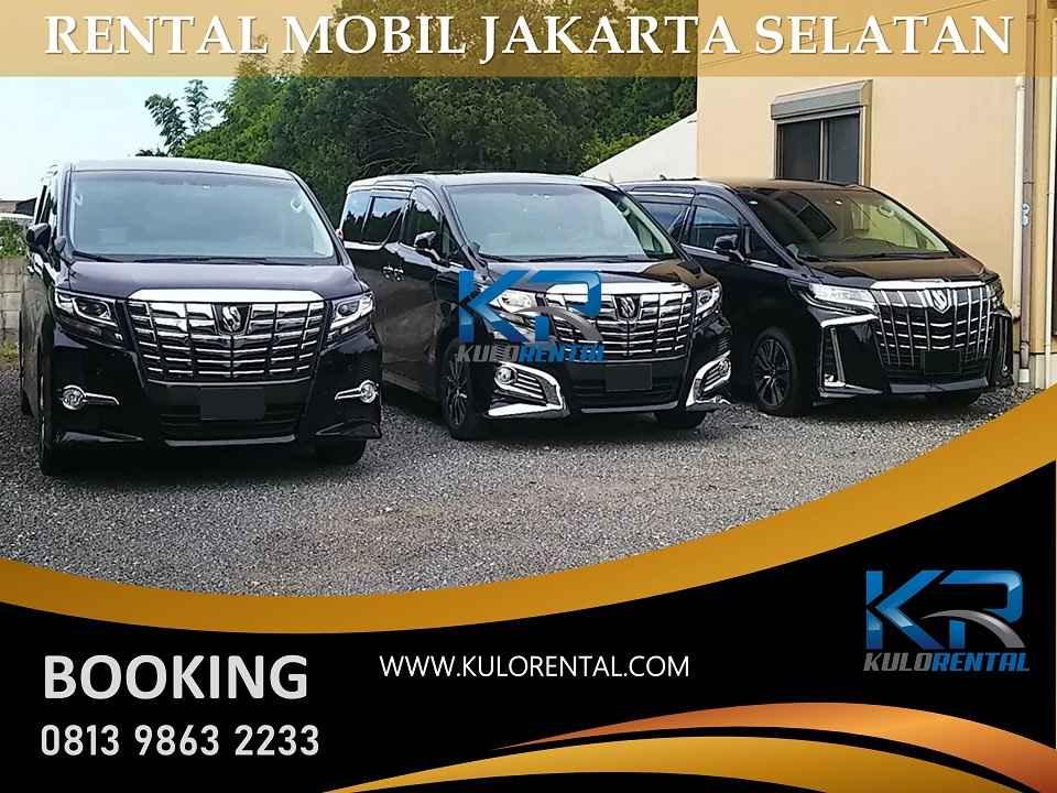 Rental Mobil dekat Apartemen Senayan Residence