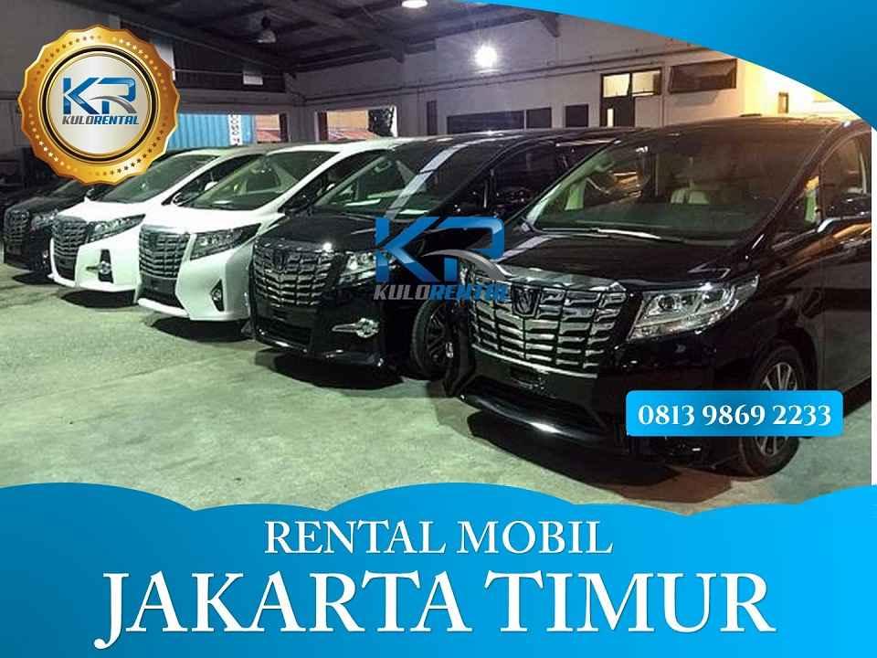 Rental Mobil di Utan Kayu Utara