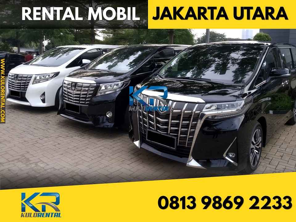 Rental Mobil dekat Mall of Indonesia