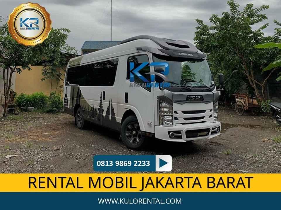rental mobil di Jakarta barat elf