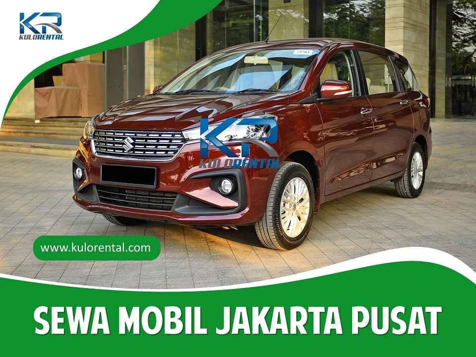 Rental Mobil dekat Shakti Hotel Jakarta