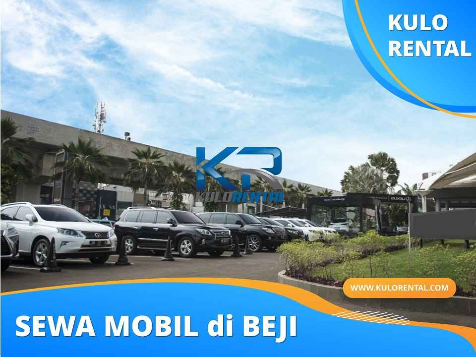 Rental Mobil Jalan Ridwan Rais Beji