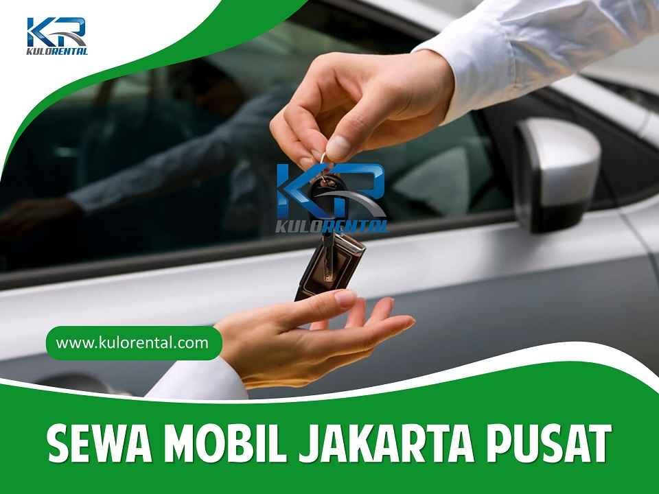 Rental Mobil dekat Losari Roxy Hotel Jakarta