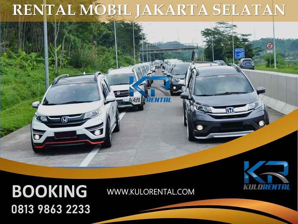Rental Mobil dekat Alila SCBD Jakarta