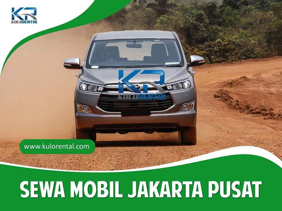 Rental Mobil dekat Hotel Rivoli Senen Jakarta