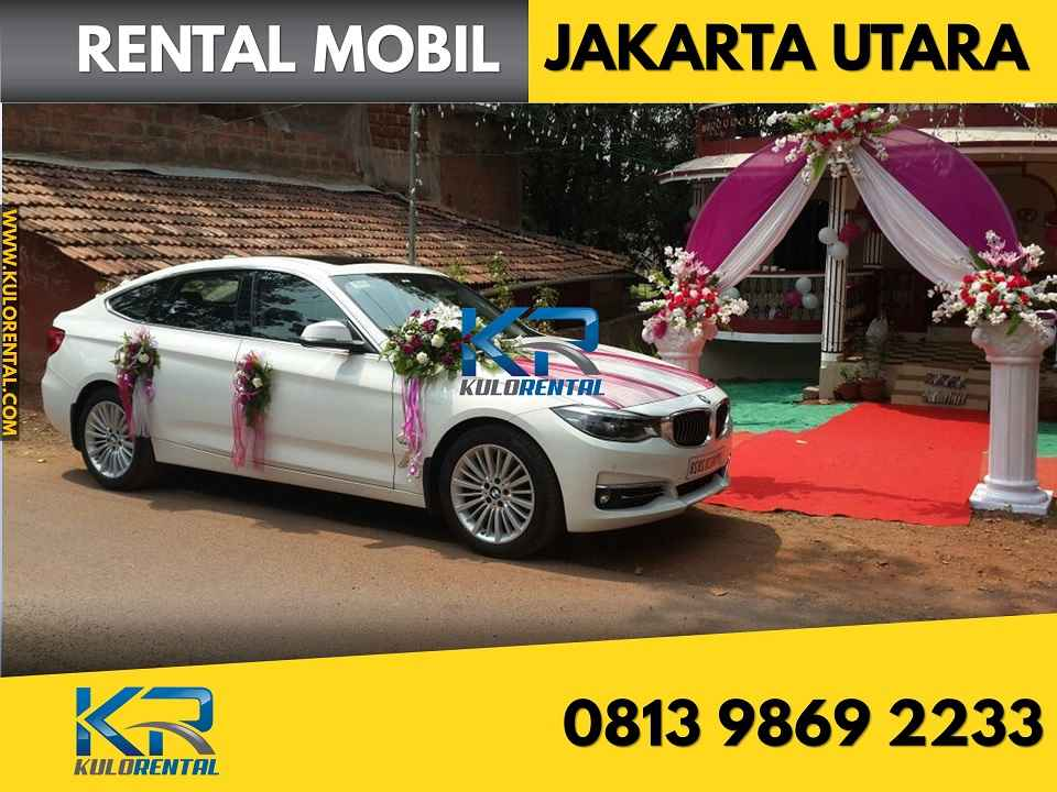 Rental Mobil dekat Pasar Pademangan Barat
