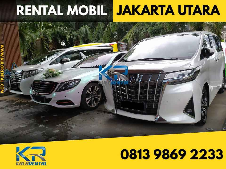 Rental Mobil dekat Apartemen Sedayu City