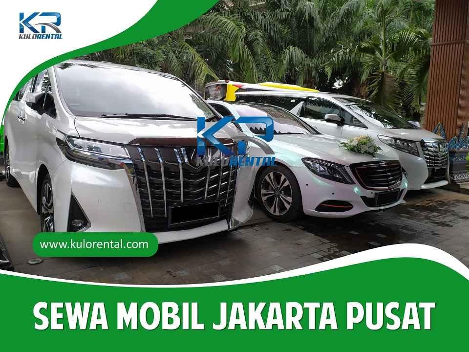 Rental Mobil dekat Citywalk Sudirman