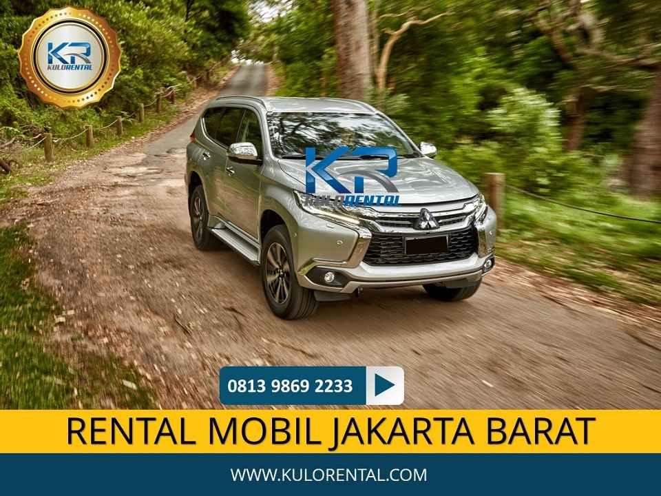 Rental Mobil di Jakarta Barat unit pajero