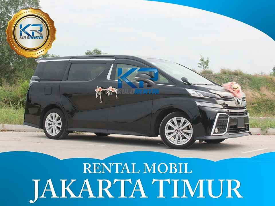 Rental Mobil dekat Apartemen Delta Cakung
