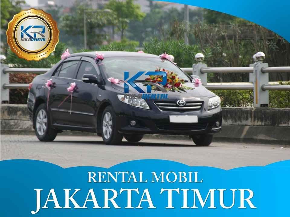 Rental Mobil dekat Pasar Kayu Jati Rawamangun