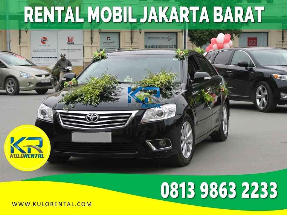 Rental Mobil di Jati Pulo