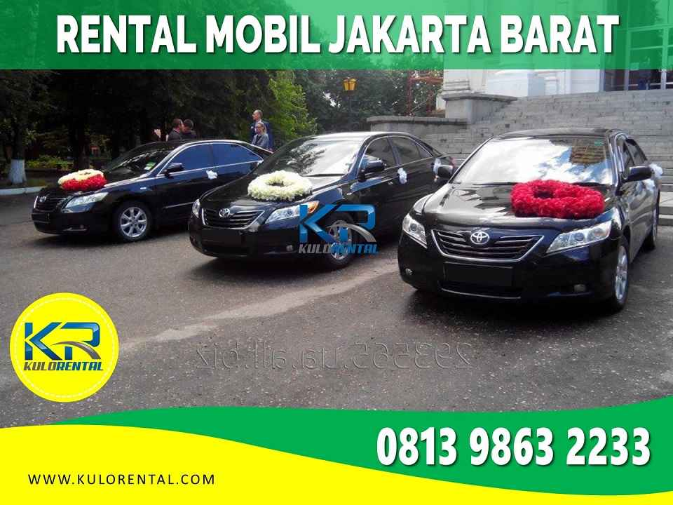 Rental Mobil dekat Apartemen Green Central City