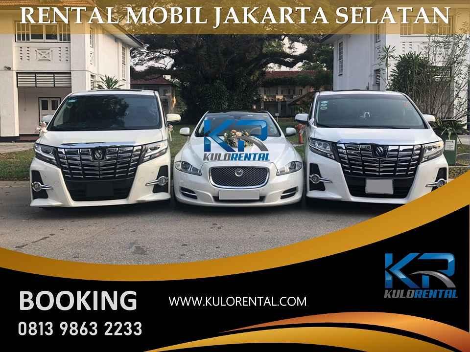sewa wedding car termurah di Jakarta selatan