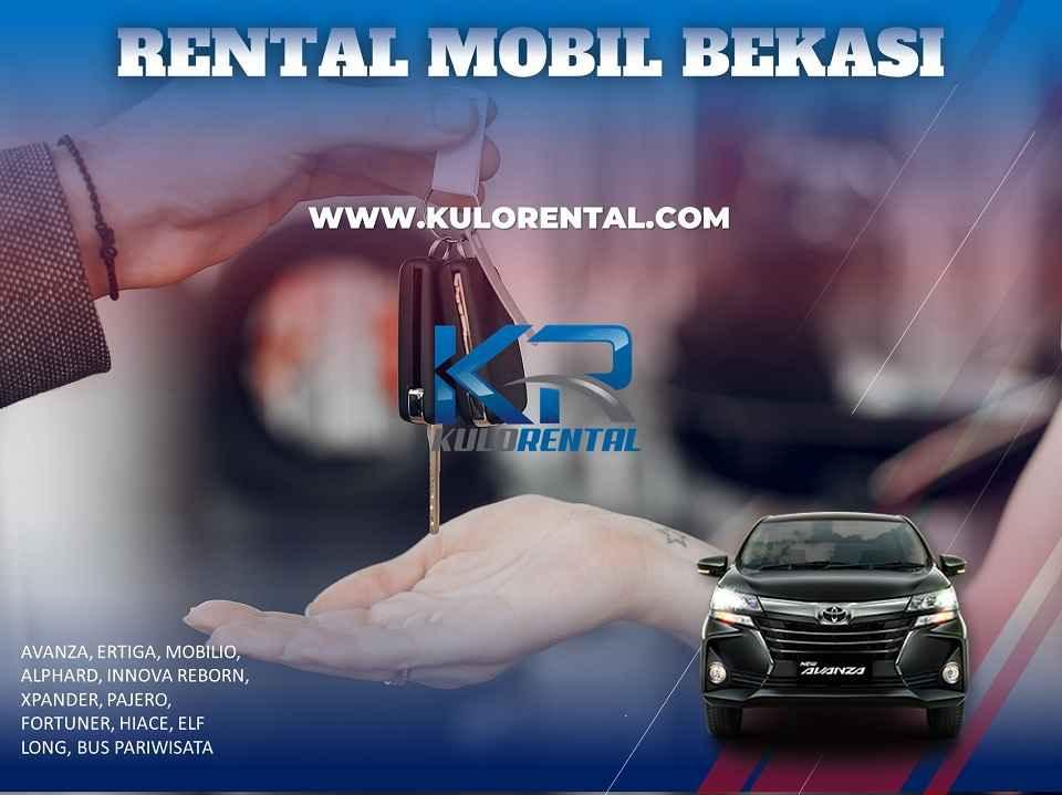 Rental Mobil dekat Apartemen Conexio Dhika City