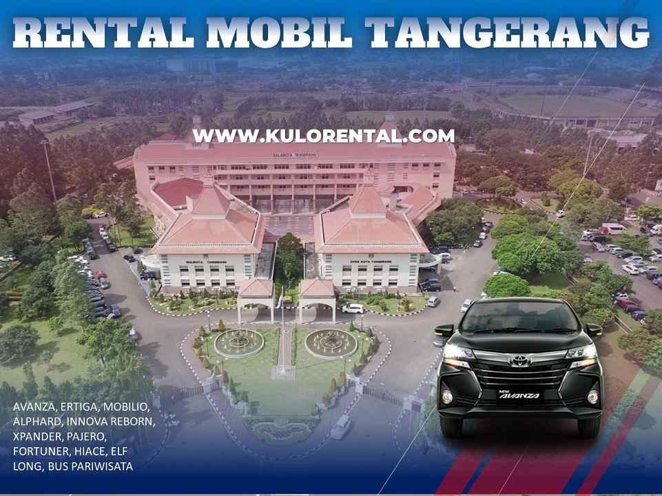Rental Mobil di Tangerang