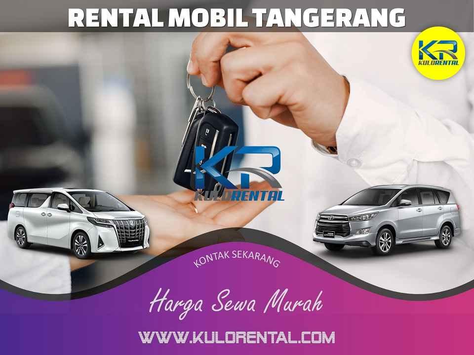 Rental Mobil di Cipete Tangerang