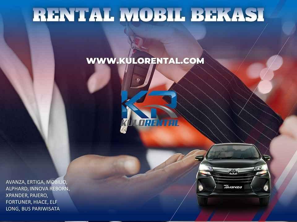Rental Mobil di Bojong Menteng