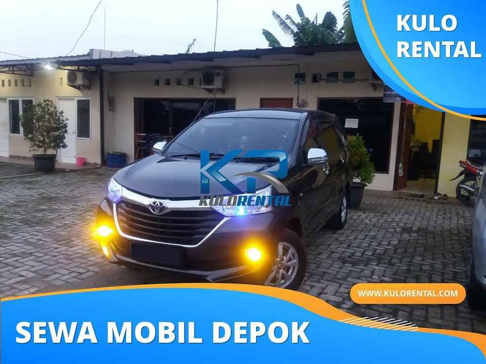 Rental Mobil dekat Hotel Airy Eco Beji Karet 17 Depok
