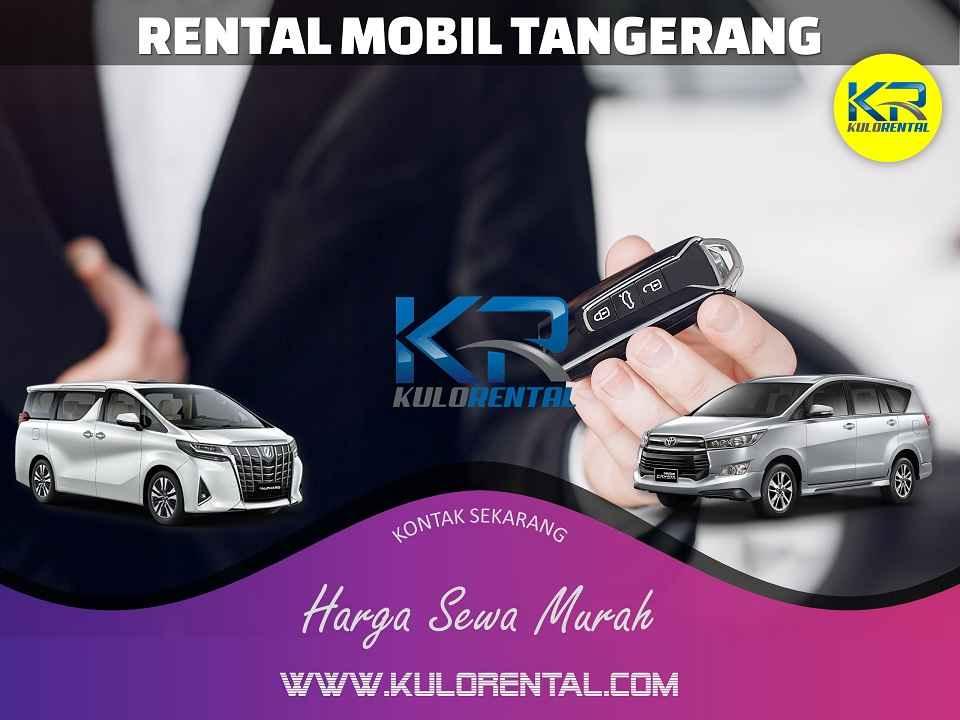 Rental Mobil di Belendung Tangerang